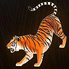 Tiger by Tami Wicinas
