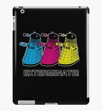 Doctor Who - Exterminate! iPad Case/Skin