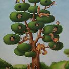 Squirrel Tree by Irene Owens