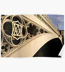 Lendal Bridge Poster