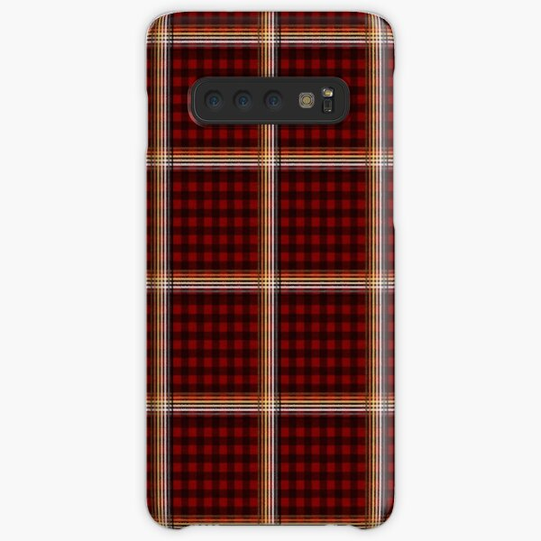 Bear Pride 2019 - Touch of flannel Samsung Galaxy Snap Case