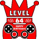 Level 64 Complete by wordpower900