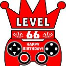 Level 66 Complete by wordpower900