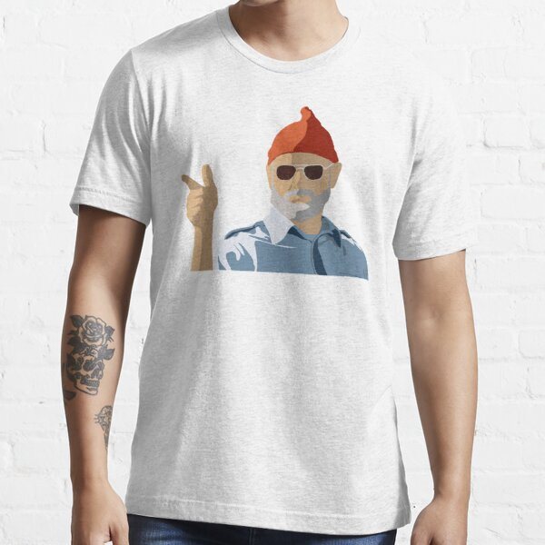 Bill Murray from Life Aquatic Essential T-Shirt