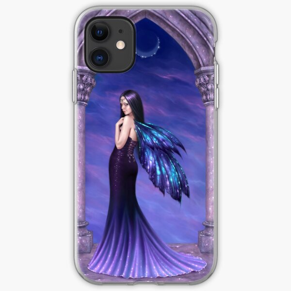 Mystique Galaxy Wing Fairy iPhone Soft Case
