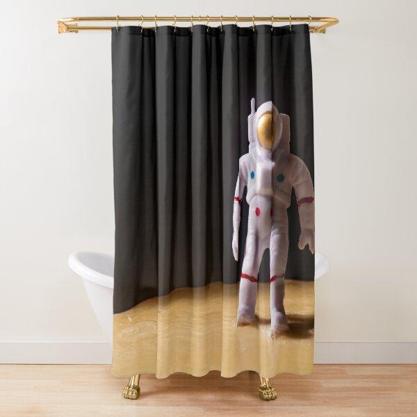 Apollo 50 Edam Shower Curtain