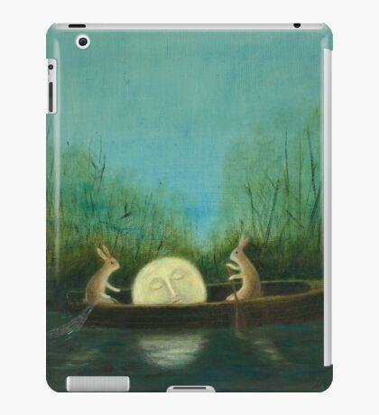 The Dreaming Moon  iPad Case/Skin