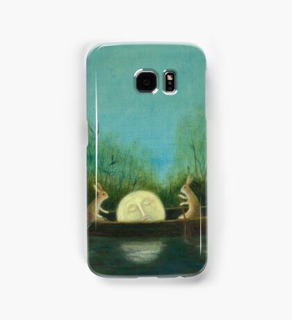 The Dreaming Moon  Samsung Galaxy Case/Skin