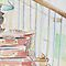PAINTINGS OF STAIRS, STEPS OR STAIRCASES.....*Open to all at RB*....