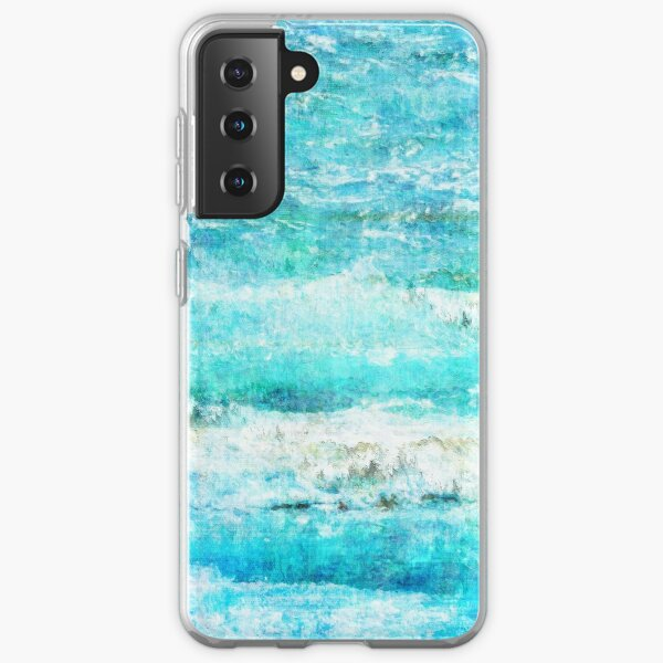 Ask the Waves II Samsung Galaxy Soft Case