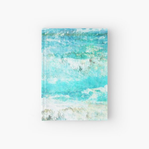 Ask the Waves II Hardcover Journal