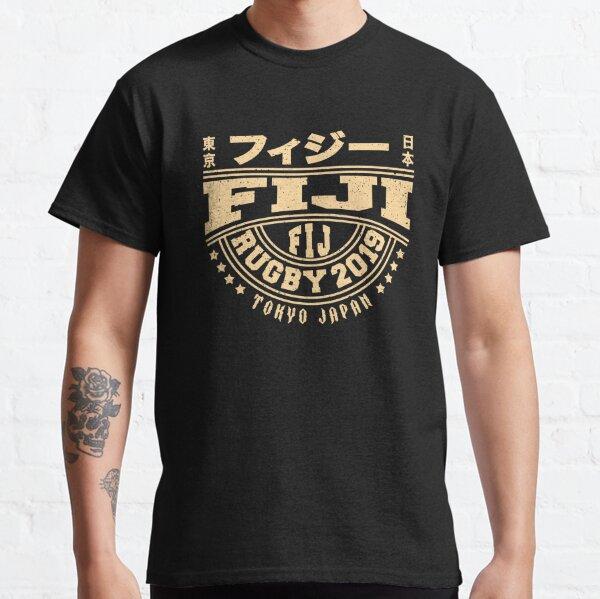 Japan Rugby 2019 Fiji Supporter Fan Classic T-Shirt
