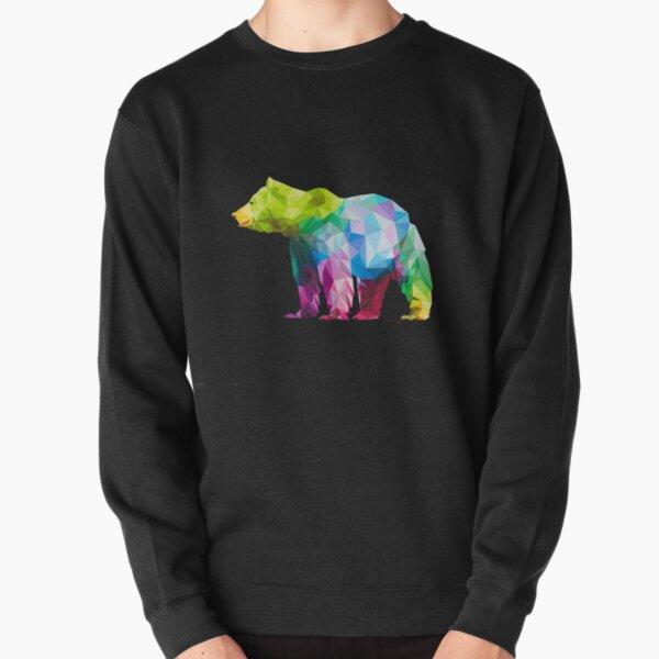 Ursa (Bear in Latin) Pullover Sweatshirt