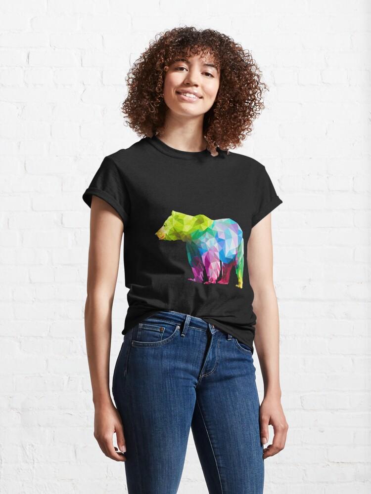 Alternate view of Ursa (Bear in Latin) Classic T-Shirt