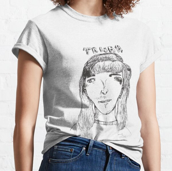 Napoleon Dynamite - Trisha Sketch Classic T-Shirt