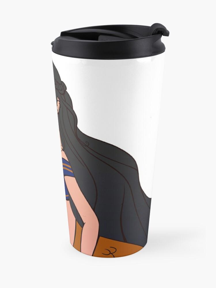 Alternate view of Mythical Mermaid Travel Mug