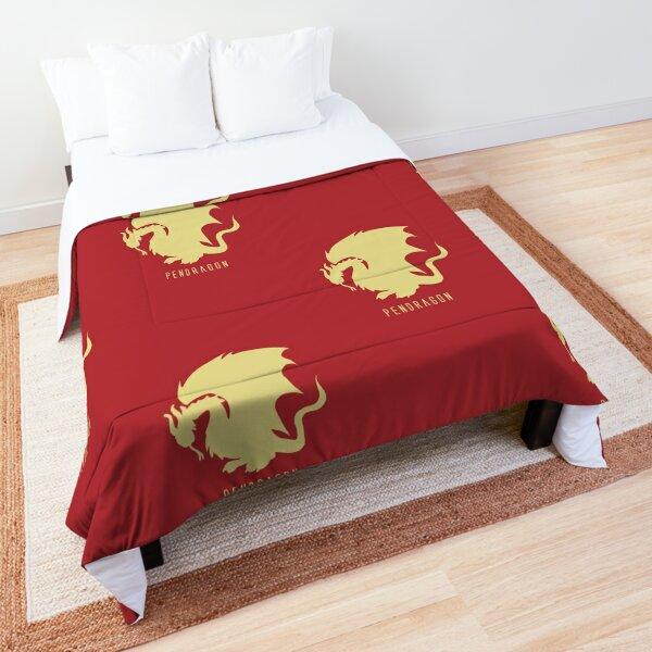 Pendragon symbol, merlin Comforter