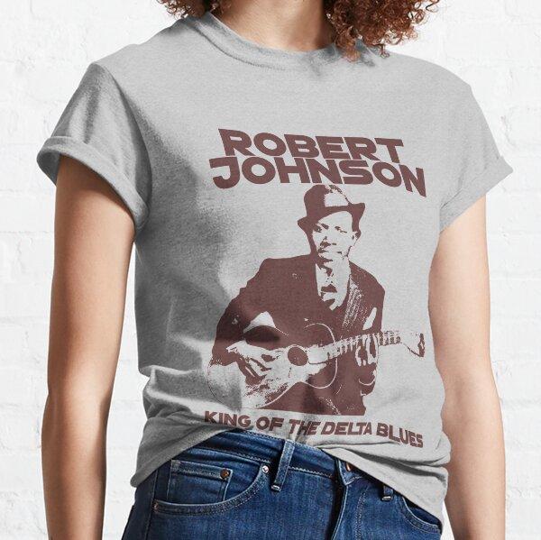 Robert Johnson - King of the Delta Blues Classic T-Shirt