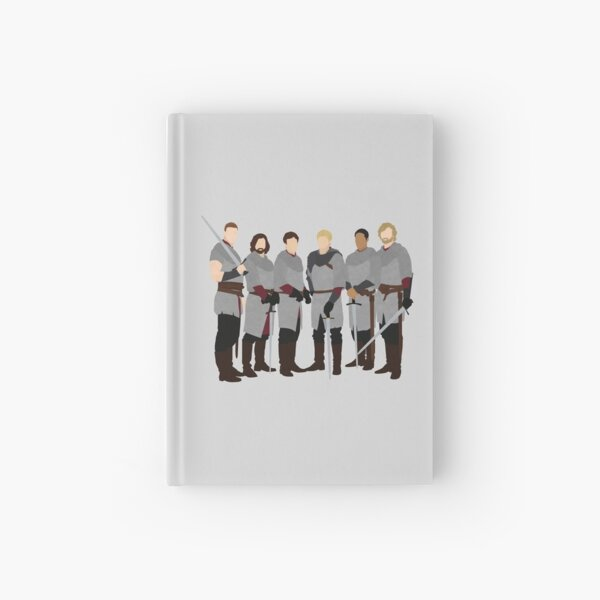 The Knights of Camelot, Merlin Hardcover Journal