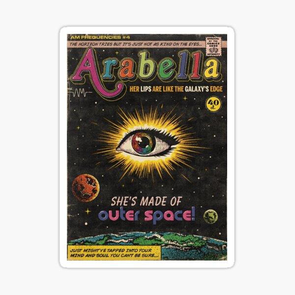 Arabella  Sticker