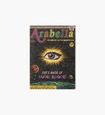 Arabella - Arctic Monkeys Art Board Print