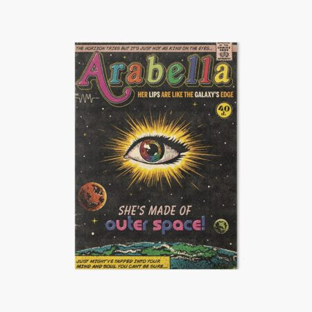 Arabella  Art Board Print