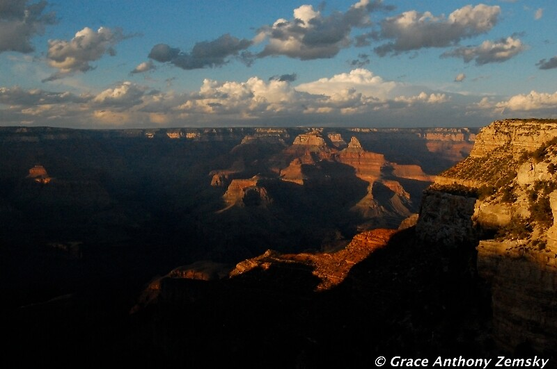 Canyon Colors by GraceNotes