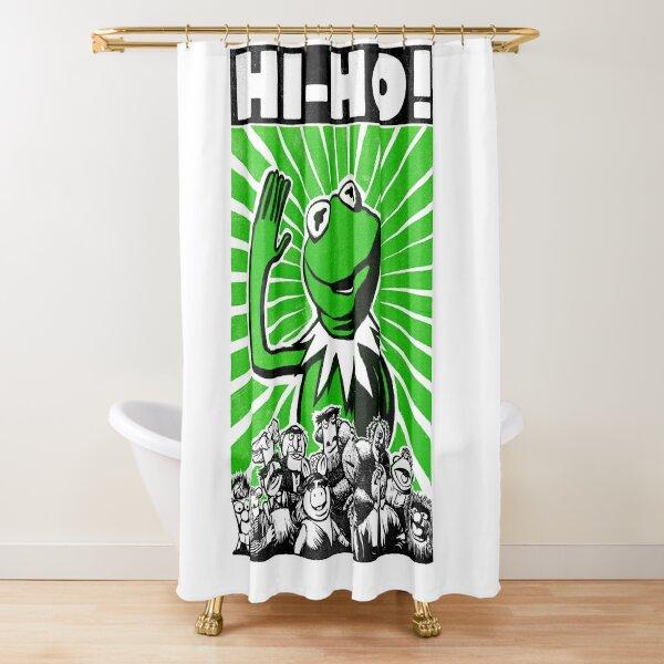 Hi! Ho! Shower Curtain
