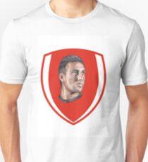 Santi Cazorla Arsenal footballer Unisex T-Shirt