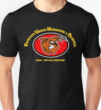 The Fox - Feckless Urban Humanoid & Quiffed T-Shirt