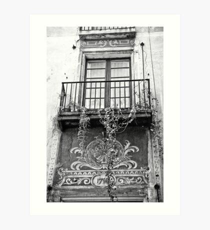 Barcelona 09 Art Print
