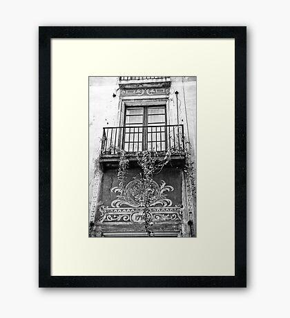 Barcelona 09 Framed Print