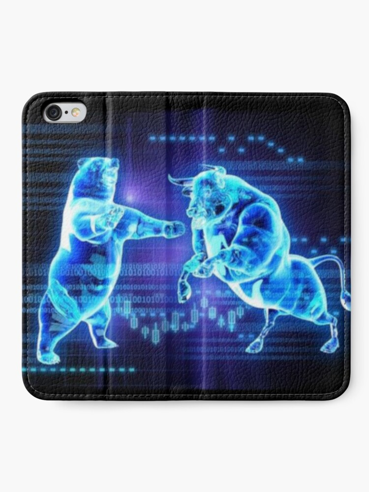 Vista alternativa de Fundas tarjetero para iPhone Toro e oso