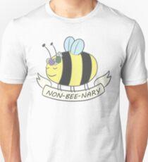 Nonbinary Pride Bee Unisex T-Shirt