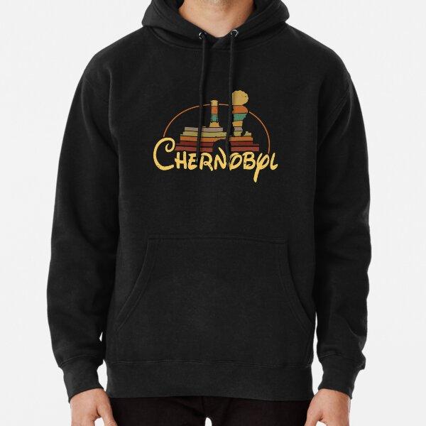 T Chernobyl Fantasy Logo RBMK Roentgen Not Great Not Terrible Nuclear Power Liquidator Station Roentgen Radiation AMZ Pullover Hoodie