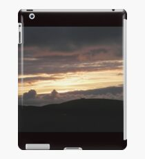 Honey sunset - Donegal Ireland iPad Case/Skin
