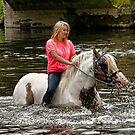 Appleby Horse Fair by Brian Tarr