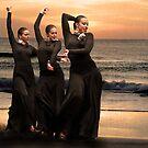 Sunset Flamenco by Brian Tarr