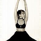 dancer 2 by Anca  Reichlmair
