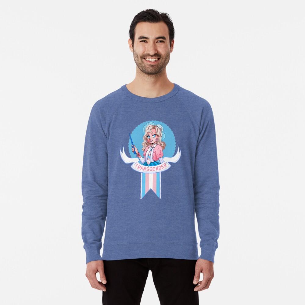 I was sorted into the Transgender House (fem) Lightweight Sweatshirt