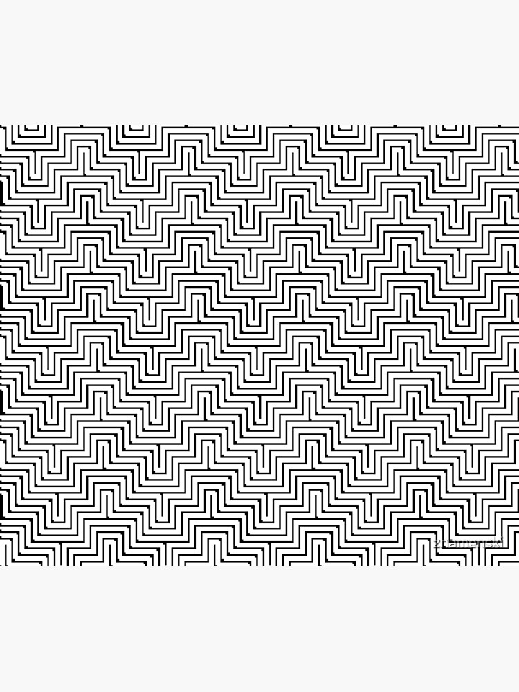 #Op #art - art movement, short for optical art, is a style of visual art that uses optical illusions #OpArt #OpticalArt by znamenski