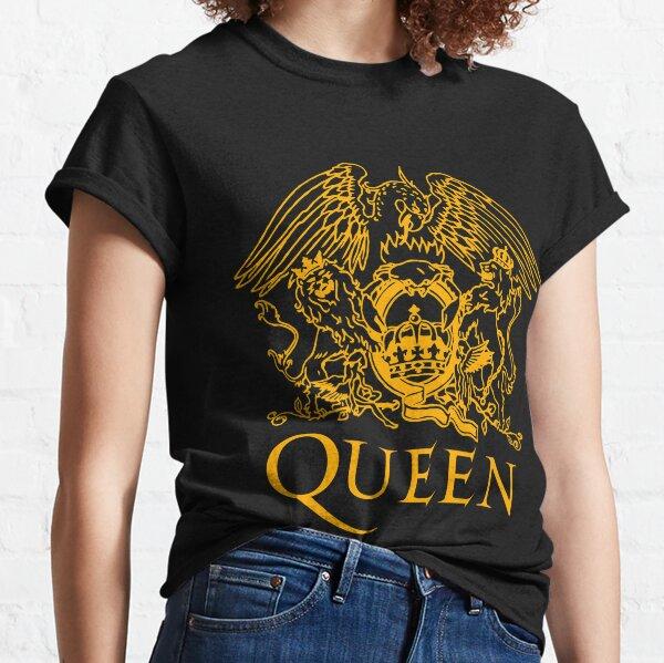Queen Logo Classic T-Shirt