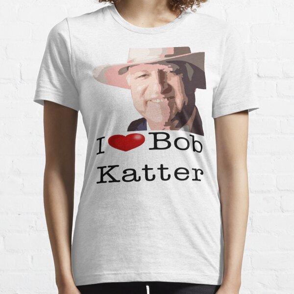 I heart Bob Katter Essential T-Shirt