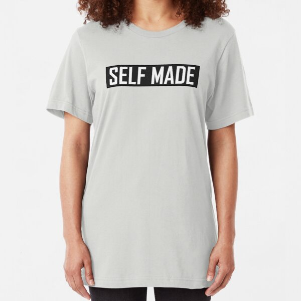 Self Made  Slim Fit T-Shirt
