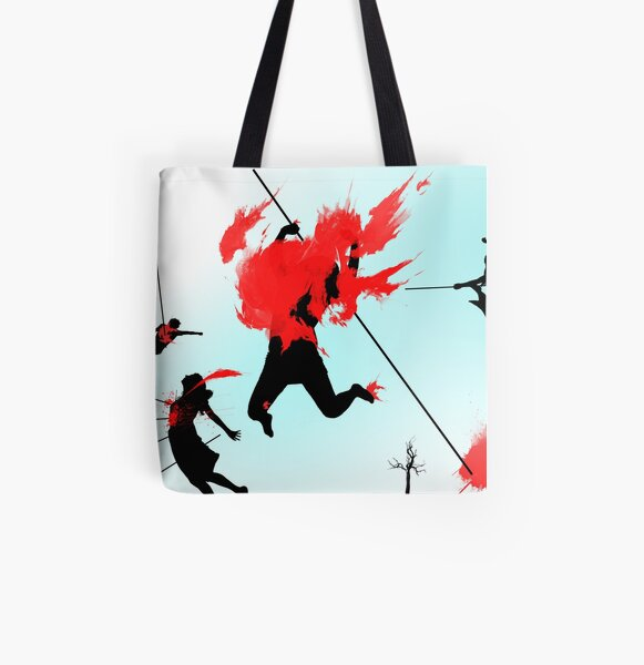 Killing in the name of All Over Print Tote Bag