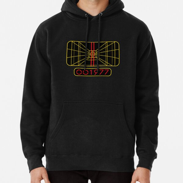 STAY ON TARGET 1977 TARGETING COMPUTER Pullover Hoodie