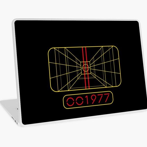 STAY ON TARGET 1977 TARGETING COMPUTER Laptop Skin