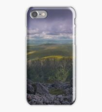 Cader Idris Vista iPhone Case/Skin