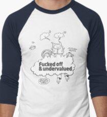 F.O.&.V Men's Baseball ¾ T-Shirt