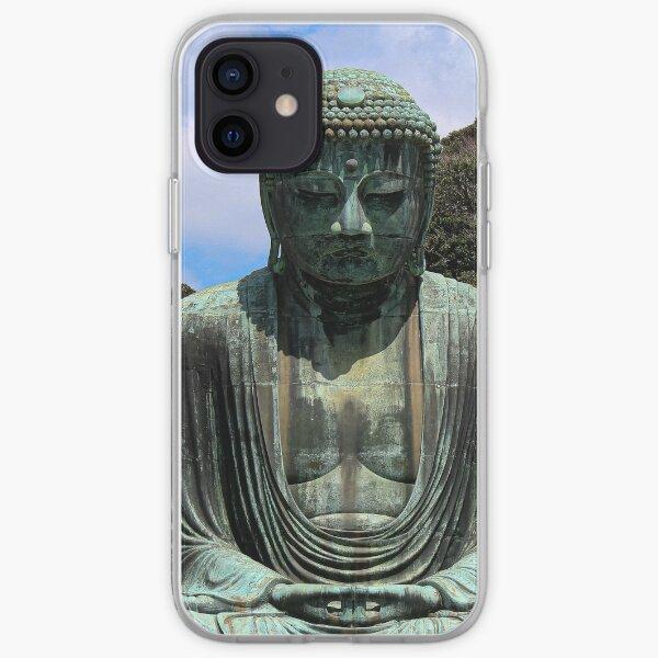 The Great Buddah of Kamakura iPhone Soft Case